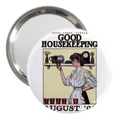 Good Housekeeping 3  Handbag Mirrors by Valentinaart