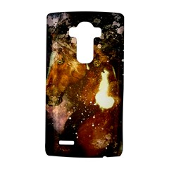 Wonderful Horse In Watercolors Lg G4 Hardshell Case by FantasyWorld7