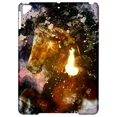 Wonderful Horse In Watercolors Apple Ipad Pro 9 7   Hardshell Case
