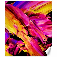 Abstract Acryl Art Canvas 20  X 24   by tarastyle