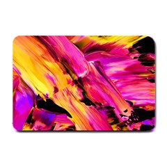 Abstract Acryl Art Small Doormat  by tarastyle