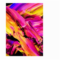 Abstract Acryl Art Large Garden Flag (two Sides) by tarastyle