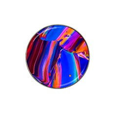 Abstract Acryl Art Hat Clip Ball Marker by tarastyle