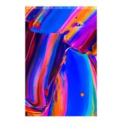 Abstract Acryl Art Shower Curtain 48  X 72  (small)  by tarastyle