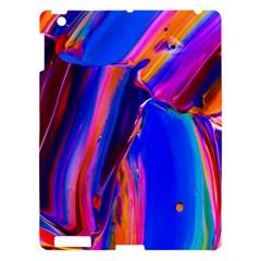 Abstract Acryl Art Apple Ipad 3/4 Hardshell Case by tarastyle