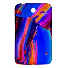 Abstract Acryl Art Samsung Galaxy Tab 3 (7 ) P3200 Hardshell Case  by tarastyle