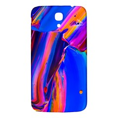 Abstract Acryl Art Samsung Galaxy Mega I9200 Hardshell Back Case by tarastyle