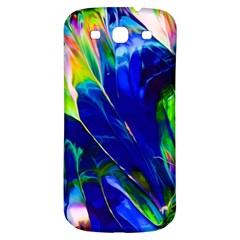 Abstract Acryl Art Samsung Galaxy S3 S Iii Classic Hardshell Back Case by tarastyle