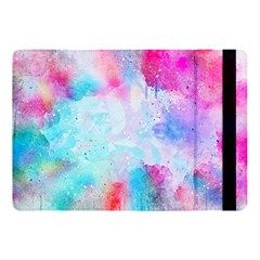 Pink And Purple Galaxy Watercolor Background  Apple Ipad Pro 10 5   Flip Case by paulaoliveiradesign
