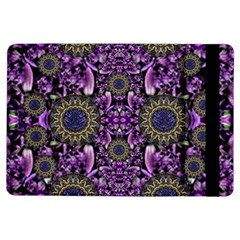 Flowers From Paradise In Fantasy Elegante Ipad Air Flip by pepitasart