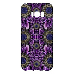 Flowers From Paradise In Fantasy Elegante Samsung Galaxy S8 Plus Hardshell Case