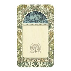 Art Nouveau Memory Card Reader by 8fugoso