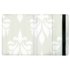 Fleur De Lis Apple Ipad 3/4 Flip Case by 8fugoso