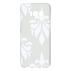 Fleur De Lis Samsung Galaxy S8 Plus Hardshell Case  by 8fugoso