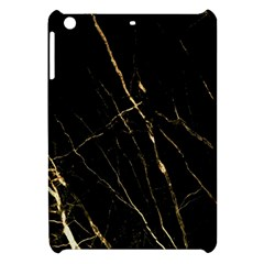 Black Marble Apple Ipad Mini Hardshell Case by 8fugoso