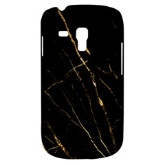 Black Marble Galaxy S3 Mini by 8fugoso