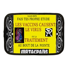 Ronald Story Vaccine  Netbook Case (medium)