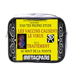 Ronald Story Vaccine  Mini Toiletries Bags by MRTACPANS