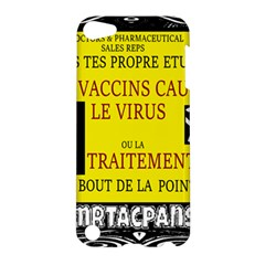 Ronald Story Vaccine  Apple Ipod Touch 5 Hardshell Case by MRTACPANS