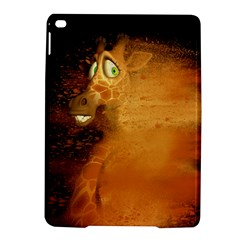 The Funny, Speed Giraffe Ipad Air 2 Hardshell Cases by FantasyWorld7