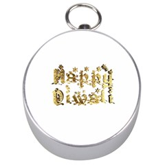 Happy Diwali Gold Golden Stars Star Festival Of Lights Deepavali Typography Silver Compasses by yoursparklingshop