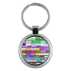 Error Key Chains (round)  by MoreColorsinLife