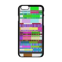 Error Apple Iphone 6/6s Black Enamel Case by MoreColorsinLife
