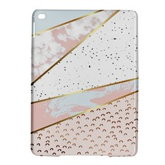 Collage,white Marble,gold,silver,black,white,hand Drawn, Modern,trendy,contemporary,pattern Ipad Air 2 Hardshell Cases by 8fugoso