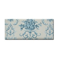 Blue Vintage Floral  Cosmetic Storage Cases by 8fugoso