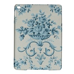 Blue Vintage Floral  Ipad Air 2 Hardshell Cases by 8fugoso