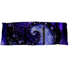 Beautiful Violet Spiral For Nocturne Of Scorpio Body Pillow Case (dakimakura) by jayaprime