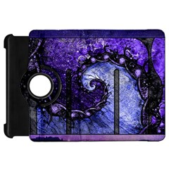 Beautiful Violet Spiral For Nocturne Of Scorpio Kindle Fire Hd 7  by jayaprime