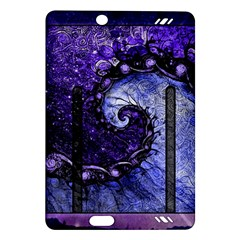 Beautiful Violet Spiral For Nocturne Of Scorpio Amazon Kindle Fire Hd (2013) Hardshell Case by jayaprime