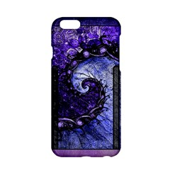 Beautiful Violet Spiral For Nocturne Of Scorpio Apple Iphone 6/6s Hardshell Case by jayaprime