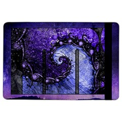Beautiful Violet Spiral For Nocturne Of Scorpio Ipad Air 2 Flip by jayaprime