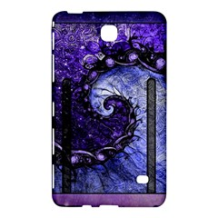 Beautiful Violet Spiral For Nocturne Of Scorpio Samsung Galaxy Tab 4 (7 ) Hardshell Case  by jayaprime