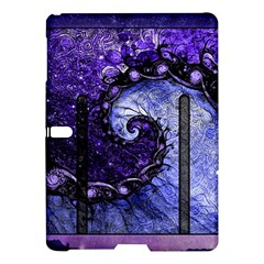 Beautiful Violet Spiral For Nocturne Of Scorpio Samsung Galaxy Tab S (10 5 ) Hardshell Case  by jayaprime