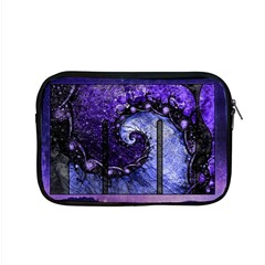 Beautiful Violet Spiral For Nocturne Of Scorpio Apple Macbook Pro 15  Zipper Case by jayaprime
