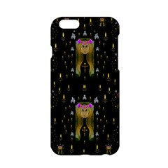 Queen In The Darkest Of Nights Apple Iphone 6/6s Hardshell Case by pepitasart