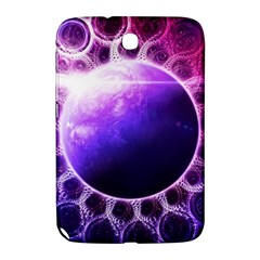 Beautiful Violet Nasa Deep Dream Fractal Mandala Samsung Galaxy Note 8 0 N5100 Hardshell Case  by jayaprime