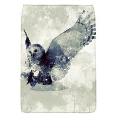 Cute Owl In Watercolor Flap Covers (s)  by FantasyWorld7
