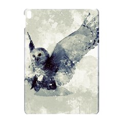 Cute Owl In Watercolor Apple Ipad Pro 10 5   Hardshell Case by FantasyWorld7
