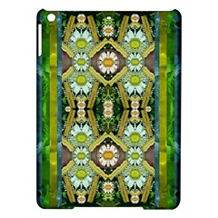 Bread Sticks And Fantasy Flowers In A Rainbow Ipad Air Hardshell Cases by pepitasart