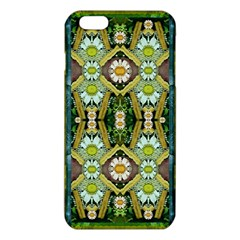 Bread Sticks And Fantasy Flowers In A Rainbow Iphone 6 Plus/6s Plus Tpu Case by pepitasart