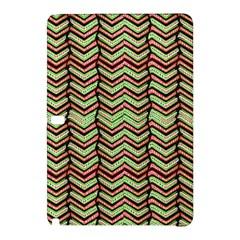 Zig Zag Multicolored Ethnic Pattern Samsung Galaxy Tab Pro 10 1 Hardshell Case