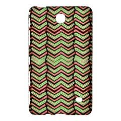 Zig Zag Multicolored Ethnic Pattern Samsung Galaxy Tab 4 (8 ) Hardshell Case  by dflcprintsclothing