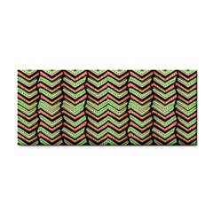 Zig Zag Multicolored Ethnic Pattern Cosmetic Storage Cases by dflcprintsclothing