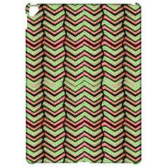 Zig Zag Multicolored Ethnic Pattern Apple Ipad Pro 12 9   Hardshell Case by dflcprintsclothing