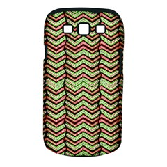 Zig Zag Multicolored Ethnic Pattern Samsung Galaxy S Iii Classic Hardshell Case (pc+silicone) by dflcprintsclothing