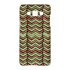Zig Zag Multicolored Ethnic Pattern Samsung Galaxy A5 Hardshell Case  by dflcprintsclothing